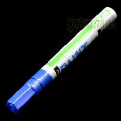 Синий маркер лаковый для нанесения метки на пчелиную матку. Цвет : Синий. Корея