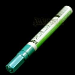 Зеленый маркер лаковый. Корея