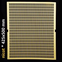 Решетка разделительная Никот 425 x 500 мм