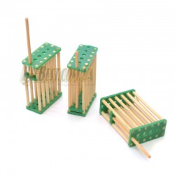 Бамбуковая клеточка