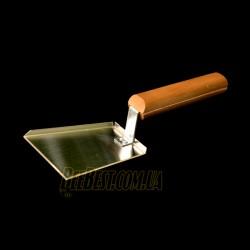 Лопатка-скребок из нержавейки